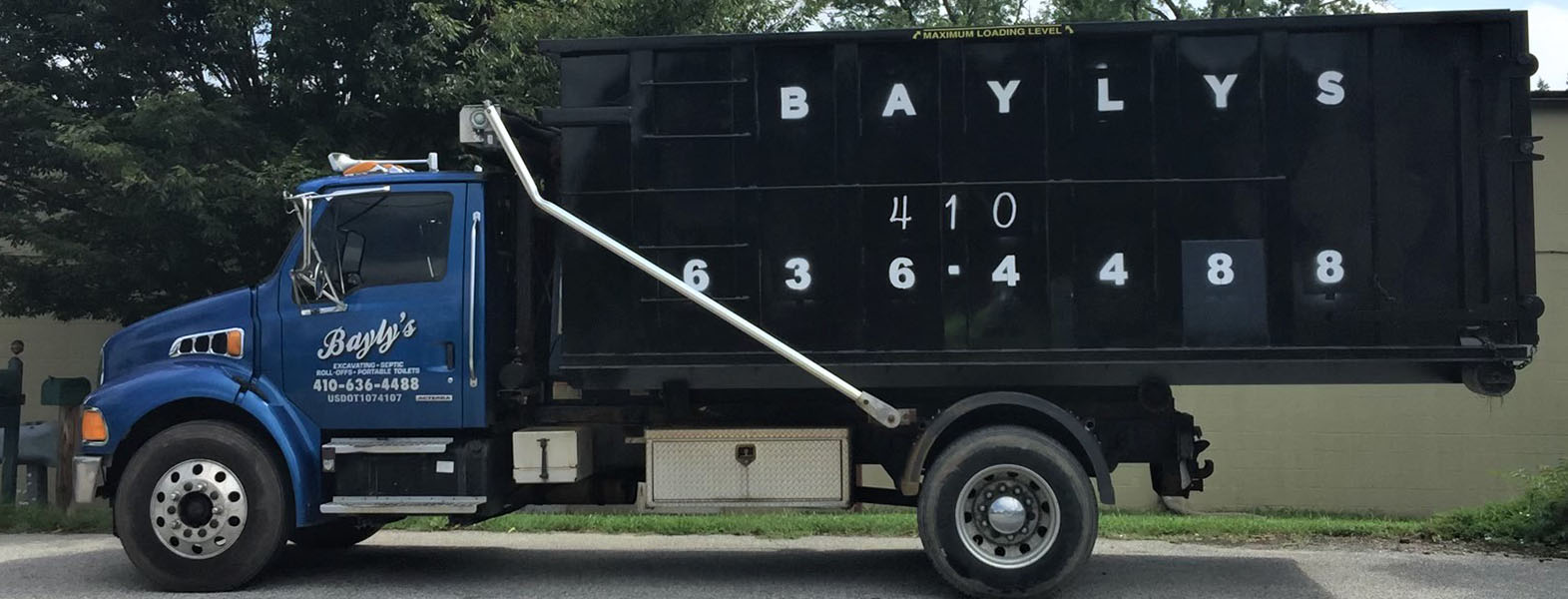 Edgewater Septic Tank Cleaning, Septic Company and Dumpster Cleaning